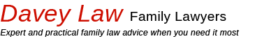 Family Lawyers - Davey Law